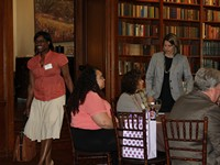 2015-2016 Career Development Mentoring Program Celebration